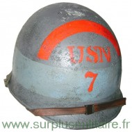 casque US Navy WW2